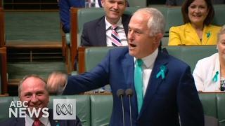 Malcolm Turnbull calls Bill Shorten 'sycophant'