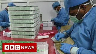 Ghana receives first coronavirus vaccines through the Covax vaccine-sharing initiative - BBC News