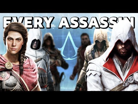 EVERY Assassin in Assassin's Creed in 12 minutes | The Leaderboard