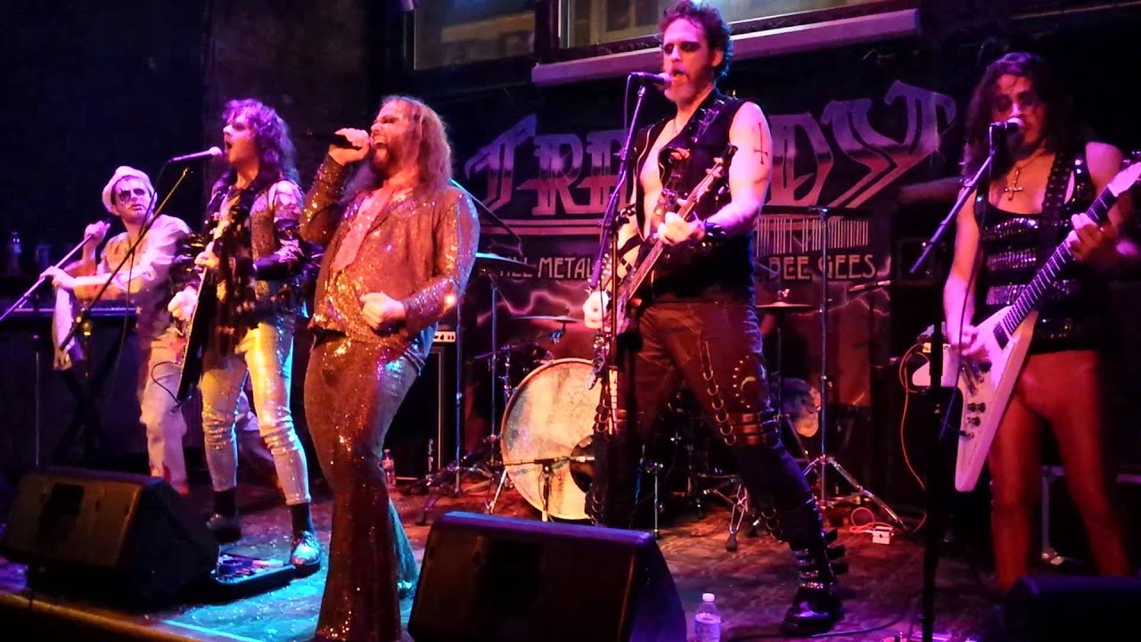 Tragedy The All Metal Tribute To Bee Gees And Beyond