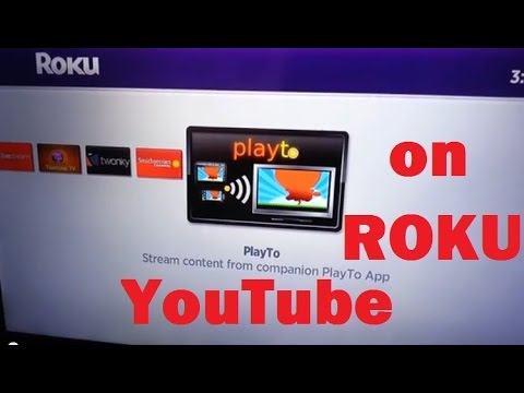 how to watch facebook live on roku
