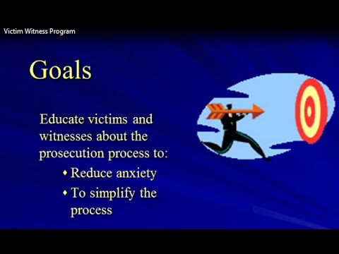 Victim/Witness Program of the Douglas County District Attorney