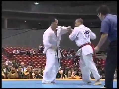 Kyokushin Karate Knockout #iko #ichigeki #karate #