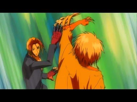 Neuro Nougami vs Kaitou Sai - [AMV]
