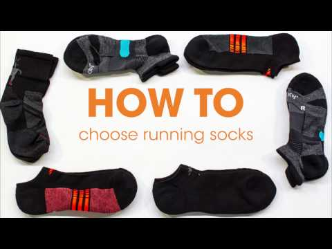 How To Choose Running Socks