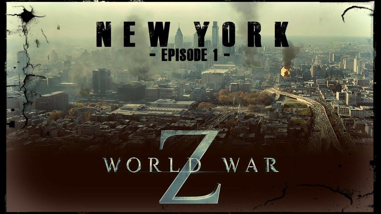 Download WORLD WAR Z - FILM  [ EPISODE 1]