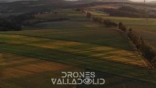 Surcando los campos - Drones Valladolid