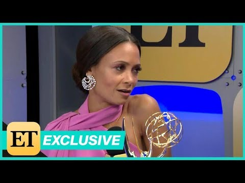 Thandie Newton Says Aaron Paul Joining Westworld Is 'Intriguing' Exclusive
