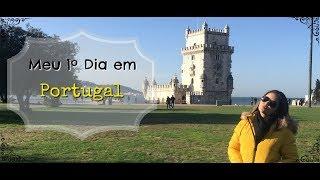 meu primeiro dia em lisboa portugal vlog carolina ferreira
