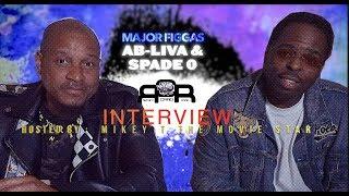 Spade O & AB Liva Break Down Major Figgas Coming Together \