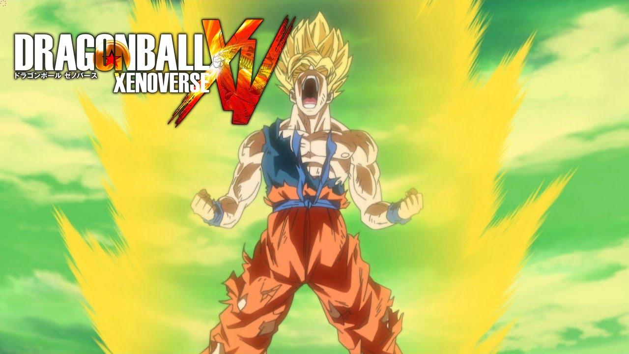 Download GENERIQUE   DRAGON BALL XENOVERSE