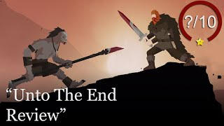 Unto The End Review [PS4, Switch, Xbox One, Stadia, & PC] (Video Game Video Review)