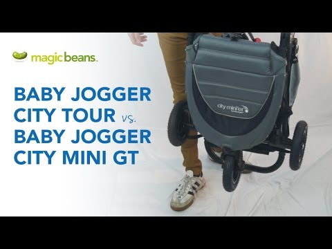 Baby Jogger City Tour Vs Baby Jogger City Mini Gt Stroller Best Most Popular Comparisons
