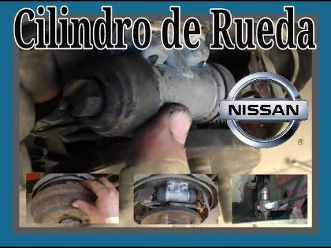 Fuga de Liquido de Frenos? Cilindro de Rueda, Nissan Tsuru ...