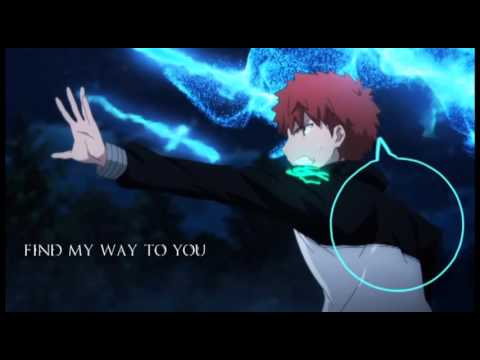 find my way to you night core mp3