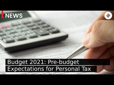 Pre-budget Expectations for
