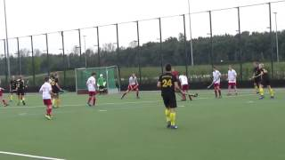 Gambar cover FS 2016 Finale MTV MJB vs. THC Hürth   7 : 0 (4 : 0) am 18.09.2016