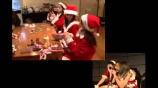 東京女子流 デビュー前(2009年)のクリスマス