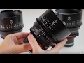Samyang Xeen Cine lenses review