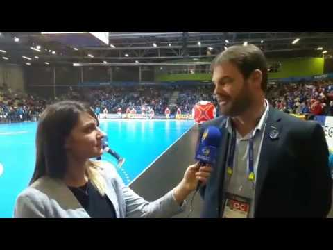 Interview de Bruno Martini
