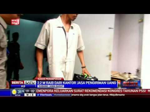 Perampokan Disertai Kekerasan Terjadi di Subang