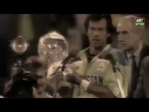 Winning the 1992 World Cup