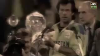 Winning the 1992 World Cup