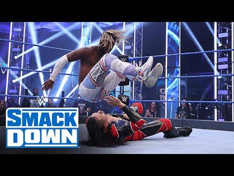 The New Day vs. Shinsuke Nakamura & Cesaro: SmackDown, June 12, 2020