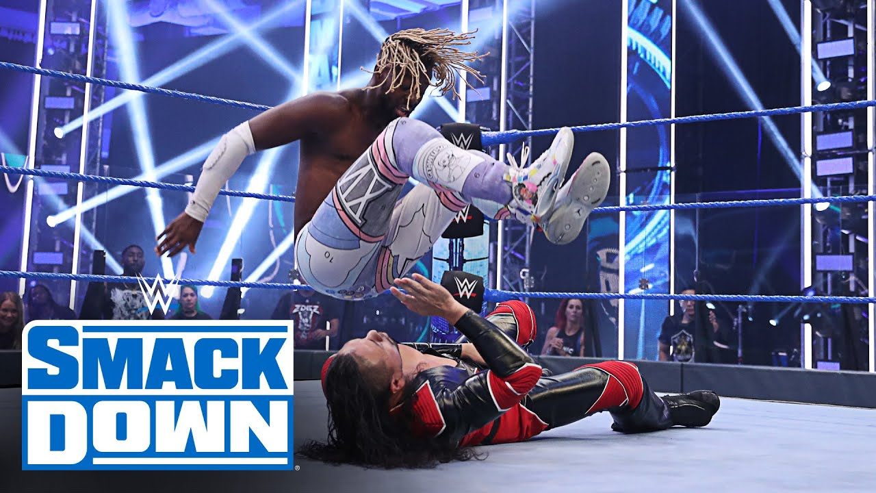 Title Match And More Announced For Next Week's WWE SmackDown ...