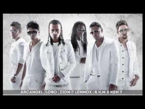 Zion Y Lennox - Diosa de los Corazones ft...