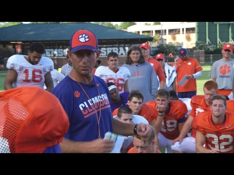 Clemson's Dabo Swinney on Coaching Success | 60 MINUTES SPORTS