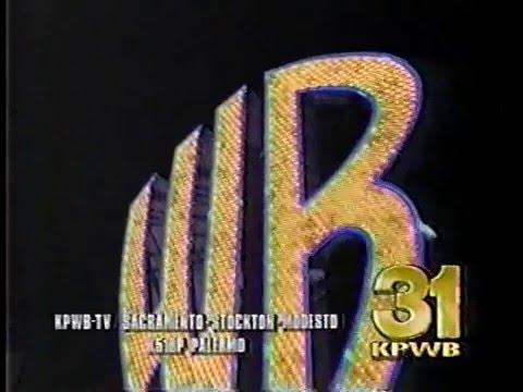 KPWB 1996 TV  s  WB 31 Sacramento 90s