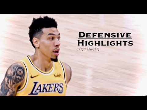 Danny Green - Defensive Highlights | 2019-2020