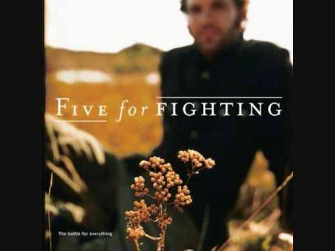 Five for Fighting- Superman (It