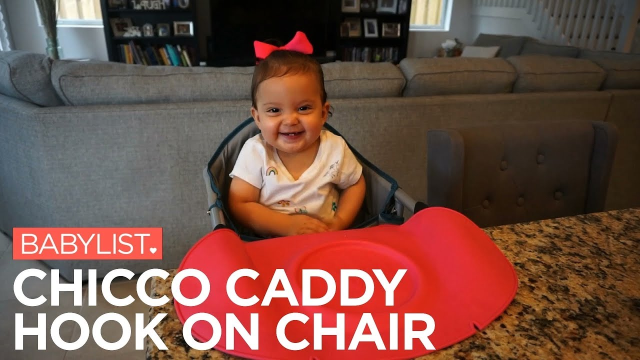 Chicco Caddy Hook On Chair Review