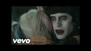 Harley Quinn & The Joker - Without me  [Official Video]
