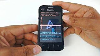 Hard Reset Samsung Galaxy Ace Duos GT-S6802, S6802b, Formatar, Desbloquear, Restaurar
