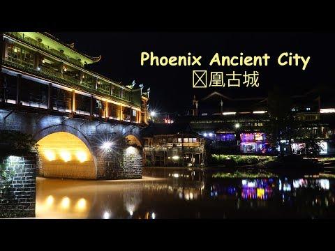 CHINA VLOG | Tag 5 | Phoenix Ancient City (凤凰古城) - Hunan Province