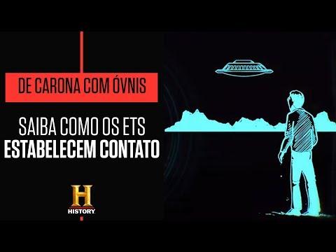 Humanos e extraterrestres podem ter relações sexuais? | DE CARONA COM ÓVNIS | HISTORY