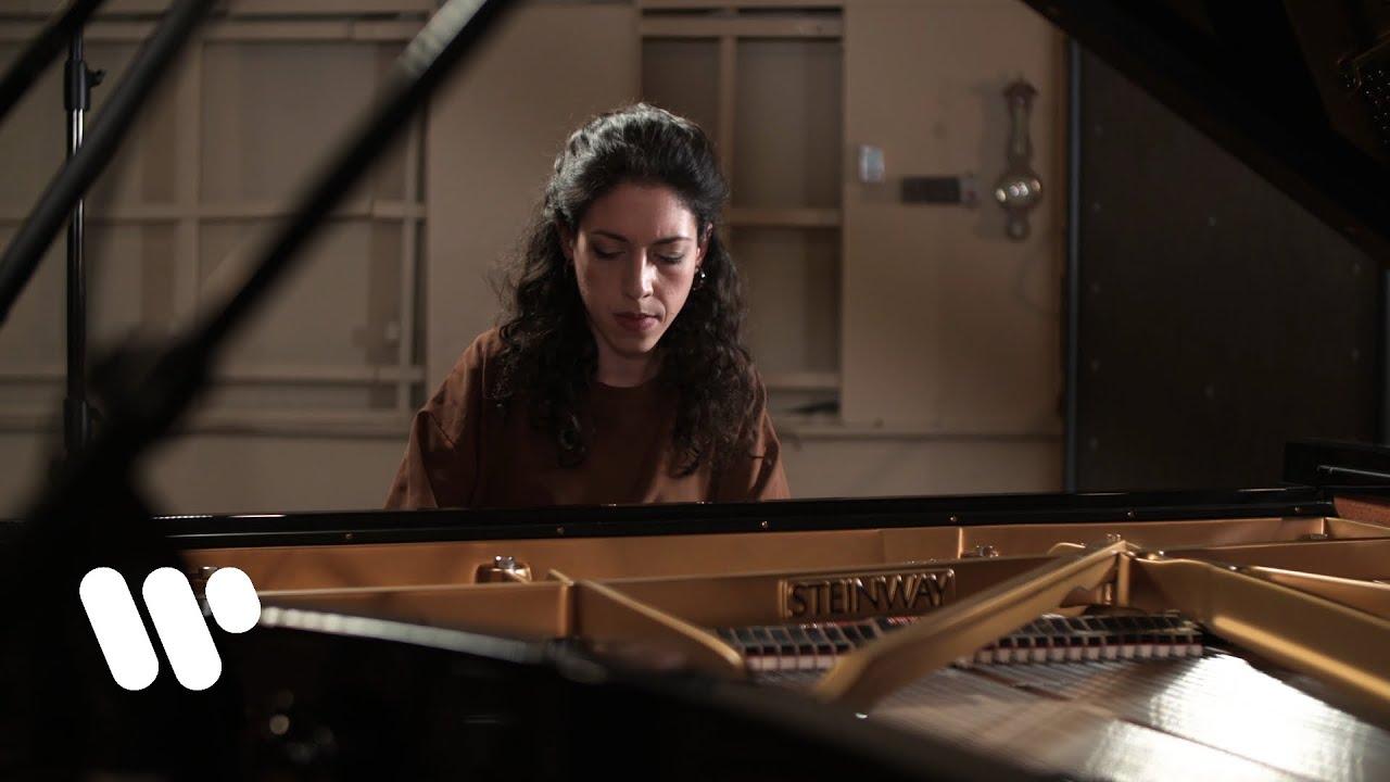 Beatrice Rana plays Chopin: 12 Études, Op. 25: No. 6 in G-sharp minor