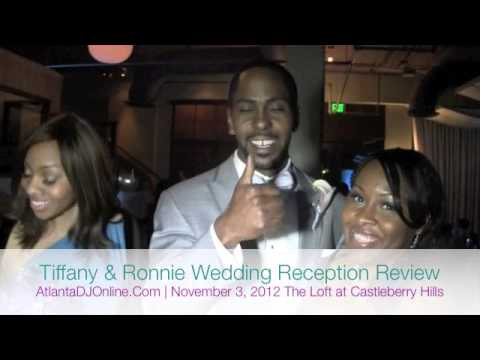 Atlanta Wedding Dj The Loft At Castleberry Hills Review Of