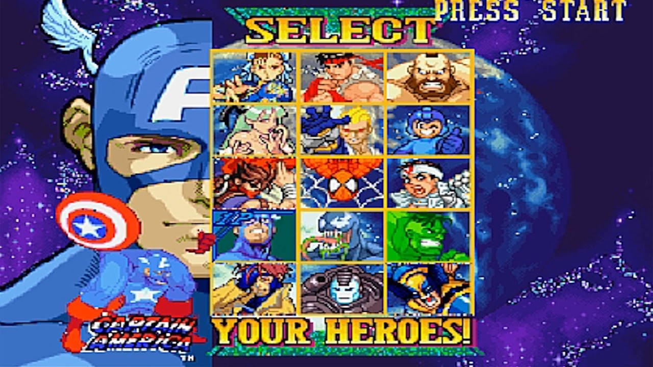 ∅MvC - Clash of Heroes Corruptions - YouTube