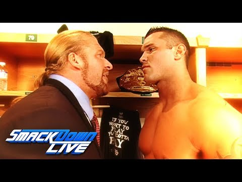 Relive the history between Triple H and Randy Orton: SmackDown LIVE May 21, 2019