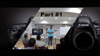 Canon 5D mark iv Secrets #1 | أسرار المارك فور الجزء الأول