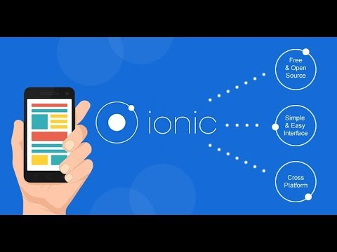 Ionic 3 chat app integrated with firebase- lesson 8) Preparing Pages and  Providers