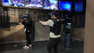 신도림 테크노마트 VR 매직파크 VR 스페셜포스 체험하…