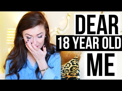 A Letter to my 18 Year Old Self || Sarah Belle
