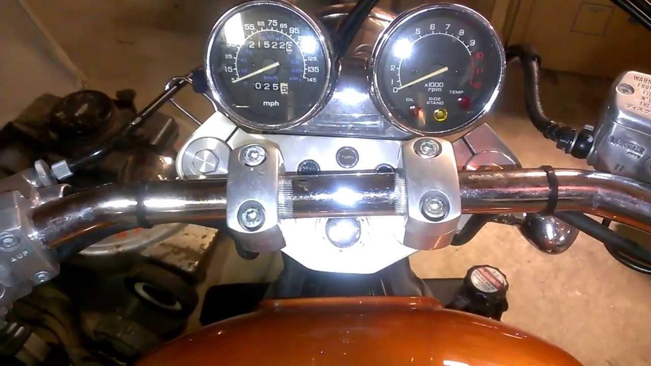 1983 Honda Shadow Parts