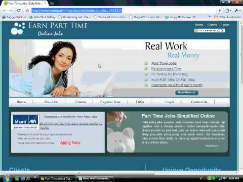 Earn $50-100 daily  No Investment  Work from Home  Part Time Jobs