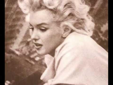 Marilyn Monroe....(robbie Williams - Misunderstood)